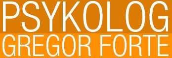 Psykolog Gregor Forte